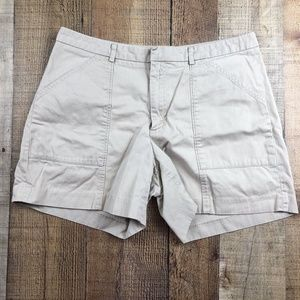 Banana Republic Factory Store Tan Shorts DU20